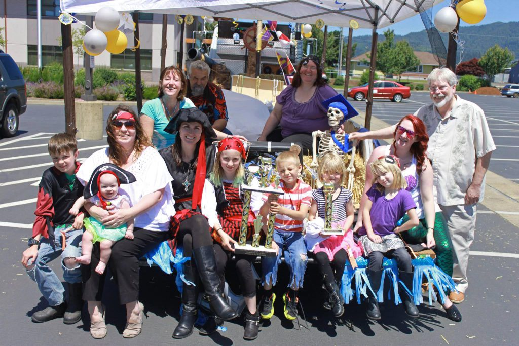 June Dairy Parade 2016 photo