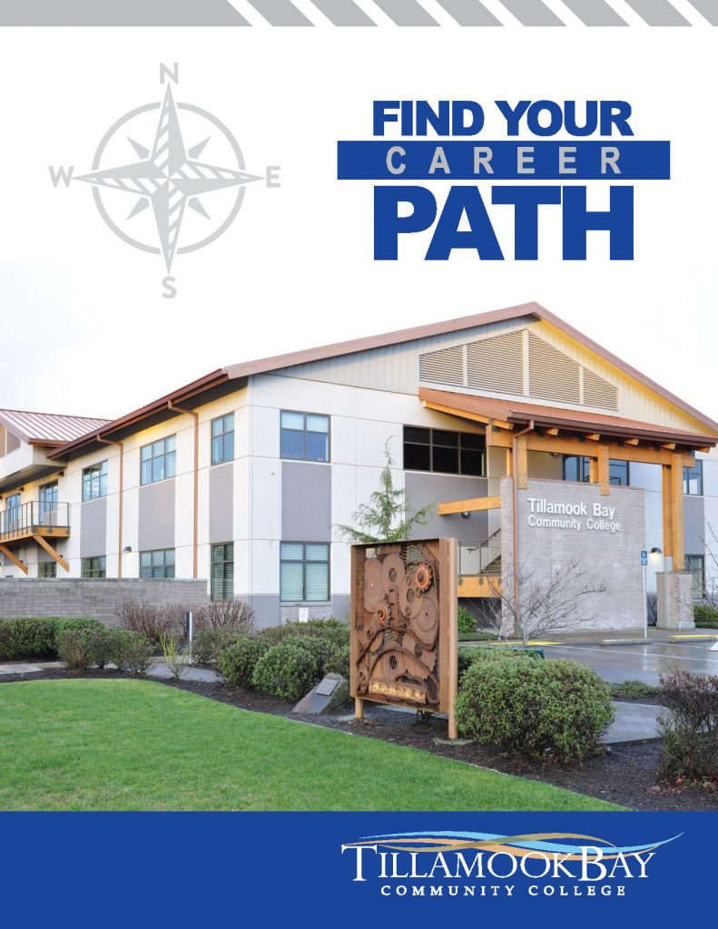 Find Your Career Path Brochure Cover