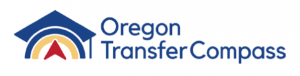 Oregon Transfer Compass Logo