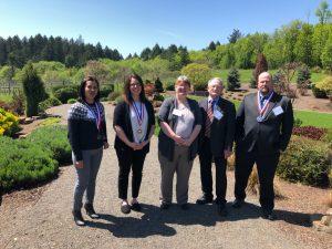 PTK All-Oregon Scholarship Team