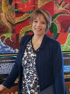 Teresa Rivenes - Chief Academic Officer